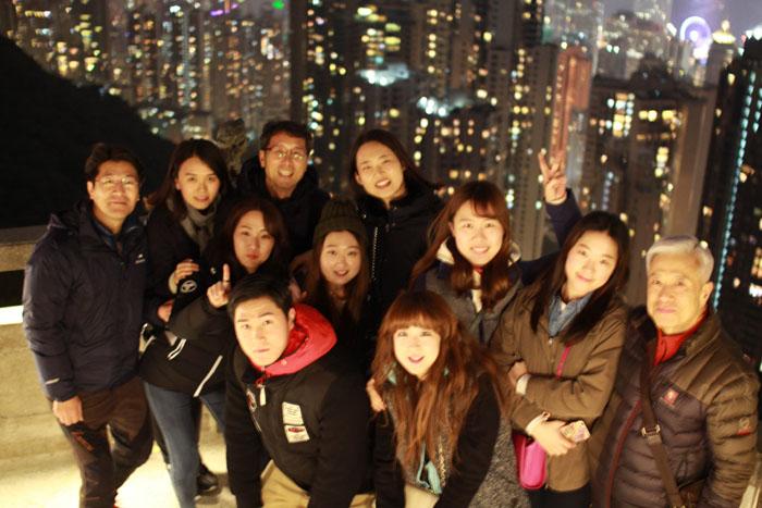 2015 해외금융기관견학 및 문화탐방 UCC 경진대회